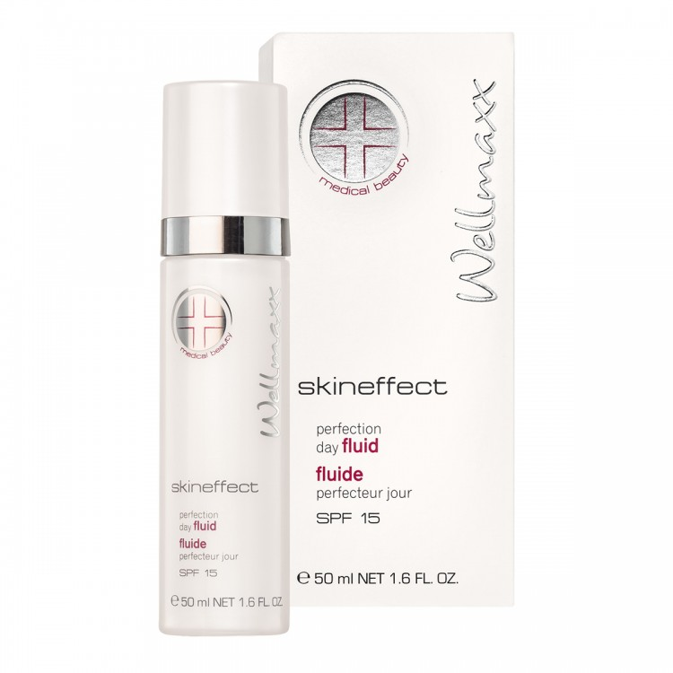 Artikelbild: skineffect perfection day fluid SPF 15